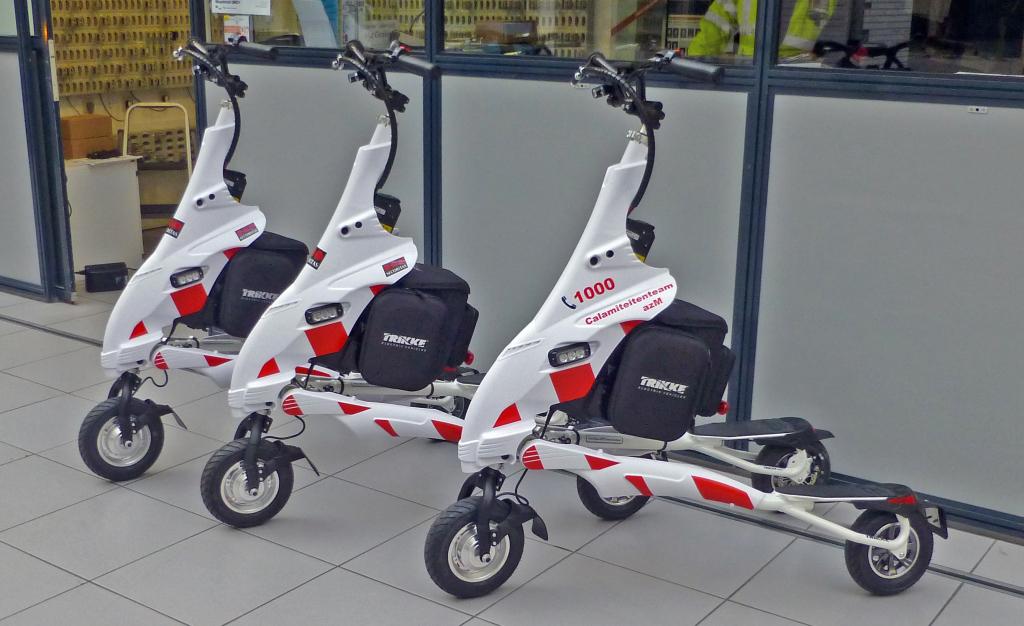 TRIKKE eScooter - Die ideale Flottenlösung
